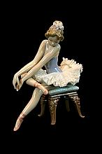 Lladro Porcelain #5498 Gloss