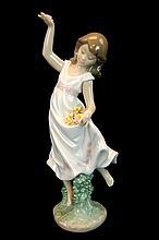 Lladro Porcelain #6580 Gloss