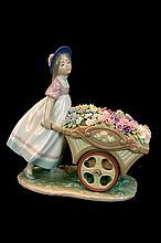 Lladro Porcelain #6521