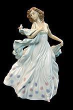 Lladro Porcelain #6193 Gloss