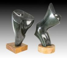 RO Carved Sculptures Polished Stone