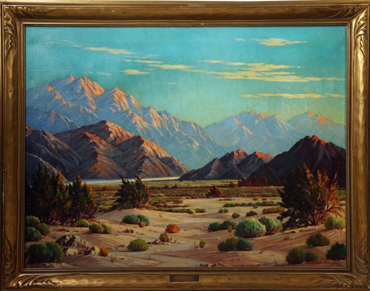 Oil Painting And Print Appraisal
