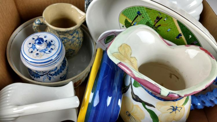 10pc decorative kitchen accessories for Decorative kitchen accessories uk