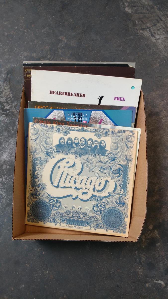 10 classic vinyl albums lot 10 for Classic house albums