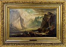 Thomas Hill, Yosemite 1904