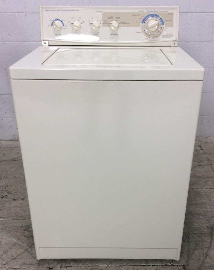 kitchenaide washing machine