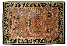 Persian Wool on Wool Rug #3
