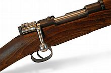 Swedish Mauser (Husqvarna 1941) M38B Rifle