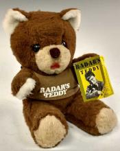 California Stuffed Toys Radar's Teddy