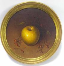 """Patrick Farrell, """"Natures Golden Gift...."""" Oil on"""