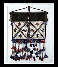 Ceremonial Middle Eastern Textile & Loom