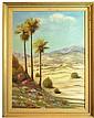 Oil on Canvas by John N. Cadby,