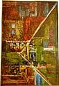 Phyllis Lloyd Mixed Media Oil Paint,