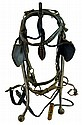 Antique Leather Horse Tack, Reins, etc.
