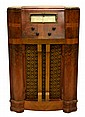 Montgomery Ward Art Deco Style Airline Radio