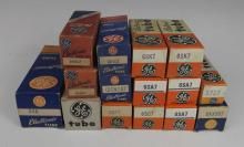 General Electric Electronic Vacuum Tubes