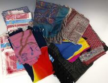 20th C. Asian Textile Lot