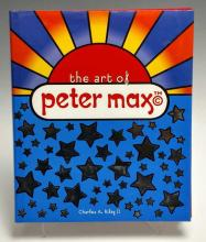 The Art of Peter Max Charles Riley ll