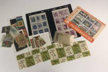 20th C. Vintage Stamp Collection