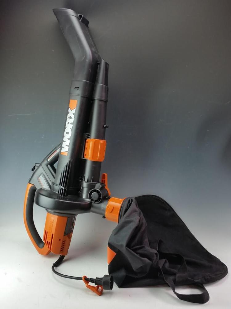 2 Electric Blower : Worx wg electric blower