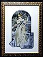 Framed Needlework: Victorian Fashion