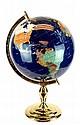 Gorgeous Large Mineral Gemstone Globe