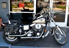 1998 Anniversary Harley Davidson Dyna Wide Glide