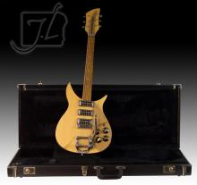 Solid Body Maple Glow Rickenbacker 325 Electric Guitar