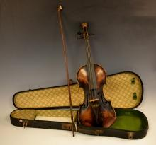 Jacobus Stainer Violin w/ Bow & Case