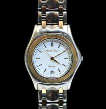 Bueche Girod 14K Gold & Steel Men's Watch