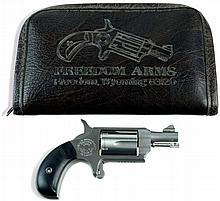 Freedom Arms .22 Cal Mini-Revolver Gun