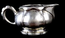 Antique .800 Silver Creamer by Gottlieb Kurz