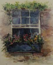 Stapleton Window Box Signed Print