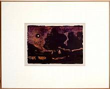 Fritz Scholder (1937-2005) Ltd. Ed. Lithograph #7