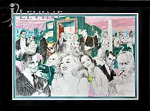 #1 LeRoy Neiman Lithograph PP 4/20,