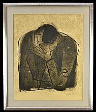 Lim. Ed. Ben Shahn (1898 - 1969) Lithograph