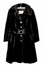 Vintage Long Fur Coat, Hess Retailers Allentown PA