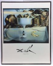 Salvador Dali Apparition Poster Print