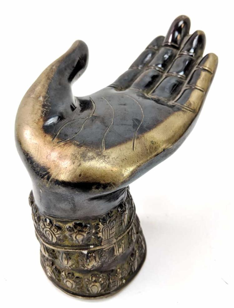 Exceptional 20th Century Cold Painted Bronze Sculpture