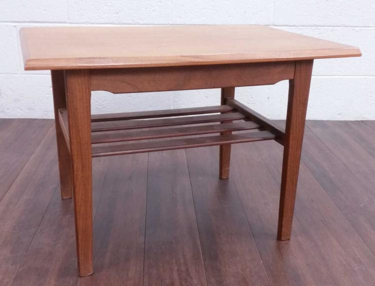 Punch Design Mid Century Modern Accent Table