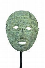 Dan Bronze Mask