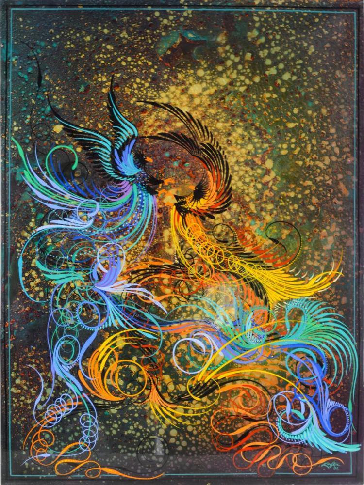 Steve Kafka Artwork For Sale At Online Auction Steve Kafka Biography Info