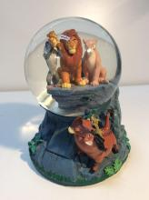 Disney's The Lion King Musical Snow Globe