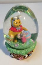Disney's Winnie The Pooh Snow Globe