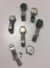 10+ Bulova, Pulsar, Fossil Designer Watches