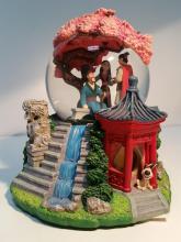 Disney's Mulan Musical Water Globe