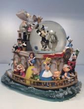 Disney's Mickey's 75th Birthday Music Water Globe