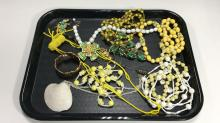 Beaded Costume Jewelry Lot