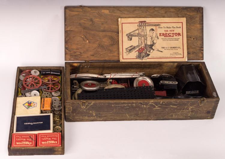 A.C. Gilbert Co. Erector Set