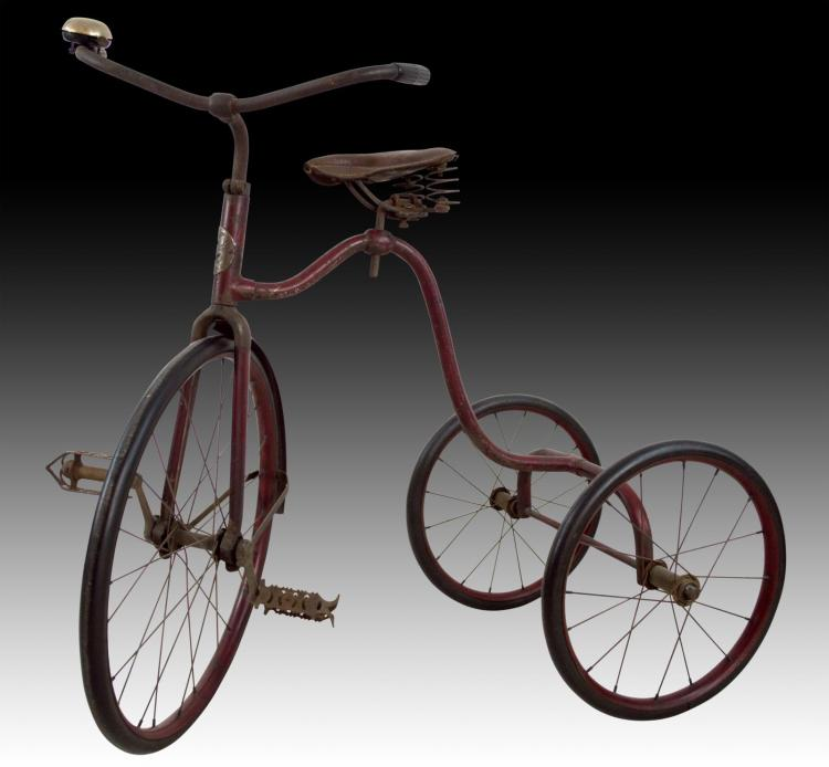 Columbia Tricycle, Steinfeld Brothers Girlcycle NY